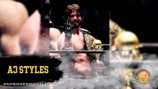 2015: AJ Styles 2nd NJPW Theme Song -