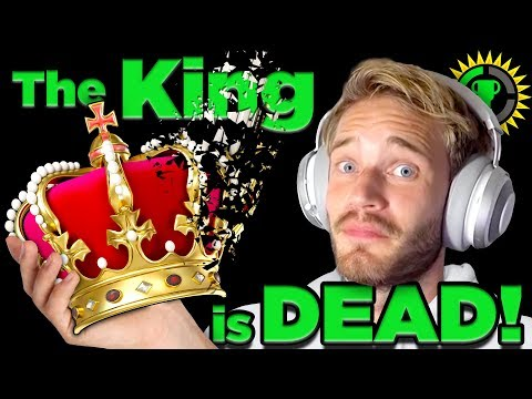 Game Theory: How PewDiePie LOST YouTube to T Series