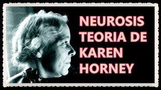 FUNDAMENTOS DE LA TEORÍA DE LA PERSONALIDAD DE KAREN HORNEY