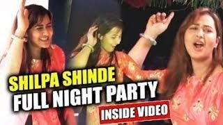 Shilpa Shinde CRAZY DANCE With Reporter At Party - Bigg boss 11 -Telly soap
