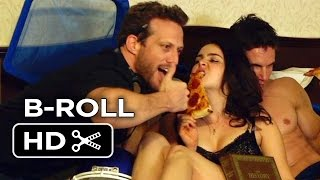 The DUFF B-ROLL 2 (2015) - Mae Whitman, Robbie Amell Movie HD
