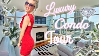Luxury Condo Tour | Rich Girl Edition
