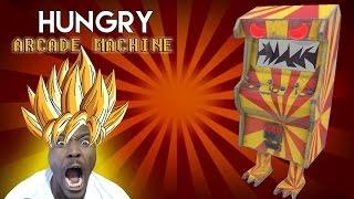 { RAGE } Hungry Arcade Machine
