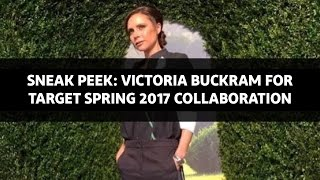 Inside the Victoria Beckham and Target Tea Party Spring 2017 Collection
