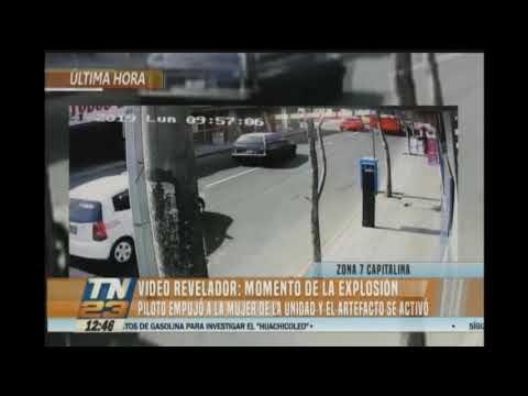Xxx Mp4 Video Muestra Momento De La Explosión En Bus De La Ruta 32 3gp Sex