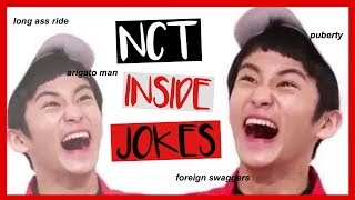 NCT INSIDE JOKES 1