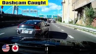 Ultimate North American Car Driving Fails Compilation: The One With Loaded  Trailer
