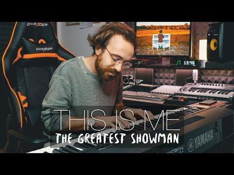 """""""This Is Me"""" - The Greatest Showman ft. Keala Settle (Piano Cover) - Costantino Carrara"""