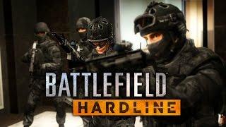 Battlefield Hardline Game Movie (All Cutscenes) HD