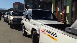 Deathly Road Of Chitral | Pakistan | Off-road | Adventure | Chitral 4x4 Club | Tech | Shahzad vlogs