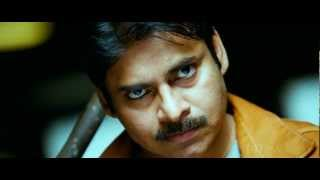 Pawan kalyan Powerful Entrance HD - Cameraman Gangatho Rambabu