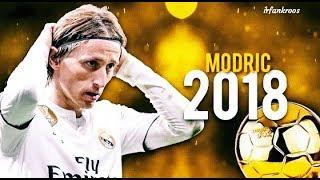Luka Modric Ballon d'Or 2018 - Skill, Dribble, Pass (Magic)