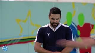 اجرای هنرنمایی پهلوانان ورزش زورخانه ای