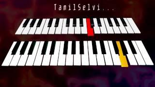 Tamilselvi - Remo | Piano Cover | Music Notes
