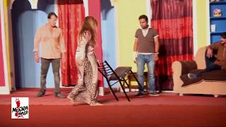 ASHA CHOUDHRY - UFF TOOFANI RAAT - 2017 PAKISTANI MUJRA DANCE