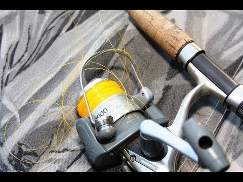Xxx Mp4 Simple Solution For Fouled Spools On A Spinning Reel 3gp Sex