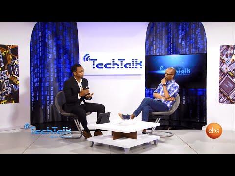 S8 Ep.2 Interview With Comedian & IT Professional Meskerem Bekele Tech Talk with Solomon