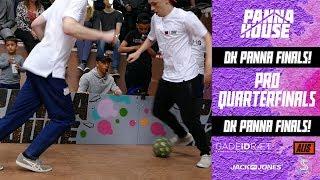 PRO Quarterfinals   Danish Panna Finals 2018