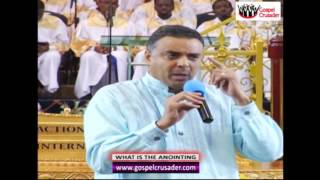 What is the Anointing - Bishop Dag Heward-Mills