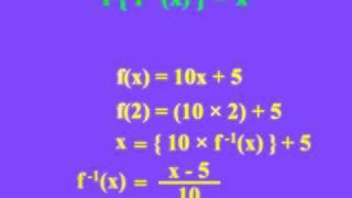 تابع معکوس 2 - آموزش ویدیویی ریاضی از سایت درک دات کام