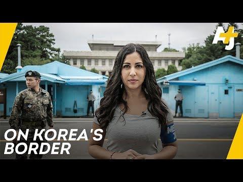 North Korea's Dangerous Border: Inside The DMZ [Pt.1] | Direct From With Dena Takruri - AJ+