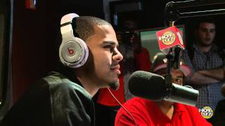 J. Cole discusses Rihanna sex tape and his girlfriend