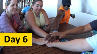 Supper Club & Harry Potter Trivia - Afternoon on the Norwegian Escape - Group Cruise Vlog [ep19]