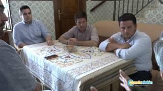 Piden a la Junta que atienda las necesidades de un joven con parálisis cerebral