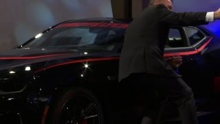 Ultra-Luxury Cars On Display at Detroit Soiree