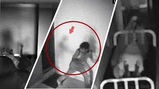 Top 10 Videos Mysterious Unexplained Happenings Caught on Camera! with Video footage