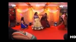 Pakistani Wedding Marriage Hall Desi Girls ''AWESOME DANCE''