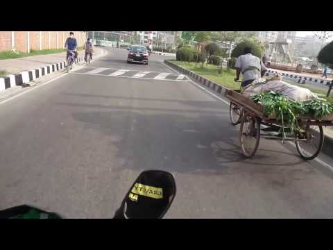 Dhaka without traffic !!!