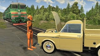 Train Accidents 7 | BeamNG.drive