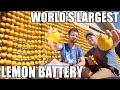 Lemon powered Supercar- WORLD