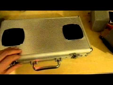 Lepai Lp-808  Mini Hi-Fi  Stereo Audio amplifier portable boombox.MOV
