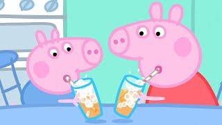 Peppa Pig Episodes in 4K - BEST Moments from Season 2  - 1 HOUR - Cartoons for Children