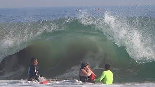 Rescue ixtapa beach, rescate en la playa el Palmar de ixtapa-Zihuatanejo, Mexico