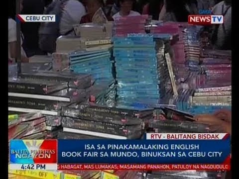 Xxx Mp4 BP Isa Sa Pinakamalaking English Book Fair Sa Mundo Binuksan Sa Cebu City 3gp Sex