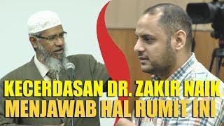 CERDAS! Pertanyaan RUMIT Mahasiswa Komputer Dijawab Dr. Zakir Naik
