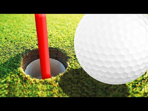 HUGE GOLF BALL MOD Golf With Your Friends