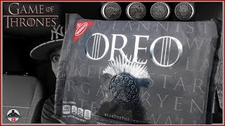 Game of Thrones Oreo®  | First Look! 🐉🐺🦁👾🍪