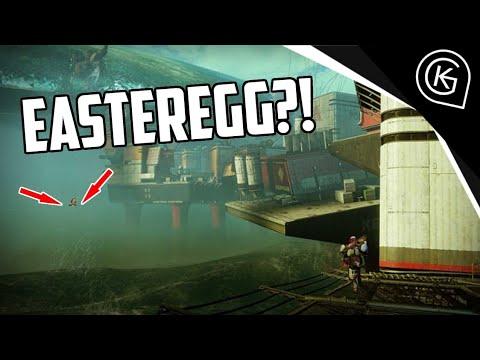 Monsters On Titan? Destiny 2 Easteregg.