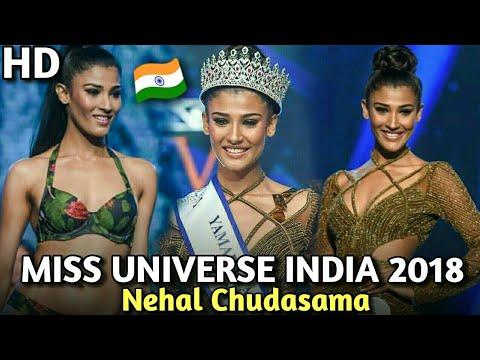 Xxx Mp4 Miss Universe India🇮🇳 2018 Nehal Chudasama 3gp Sex