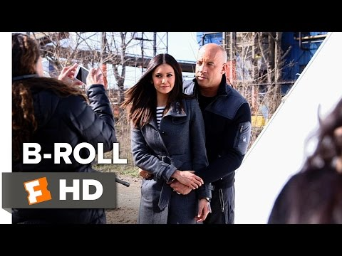 Xxx Mp4 XXx Return Of Xander Cage B Roll 2 2017 Vin Diesel Movie 3gp Sex