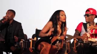Ray J Threatens Audience Member & Soulja Boy is in Love! FOOTAGE!