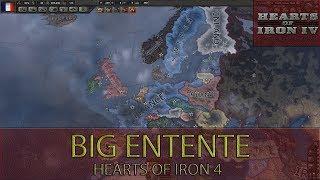 Hearts Of Iron 4 - Big Entente Achievement guide
