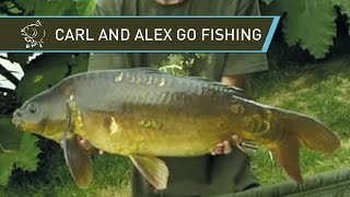 Carl and Alex Go Carp Fishing - Nash 2014 Carp Fishing DVD Movie