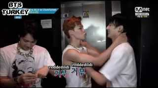 [28.08.2014] BTS - M Countdown Begins (Türkçe Altyazılı)