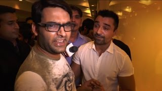 UNCENSORED:Ajaz Khan FIGHTS With Kapil Sharma In PUBLIC