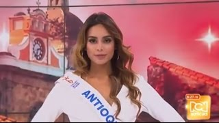 Las Pasarelas de las Candidatas al Miss Colombia 2016 en Entretenimiento RCN
